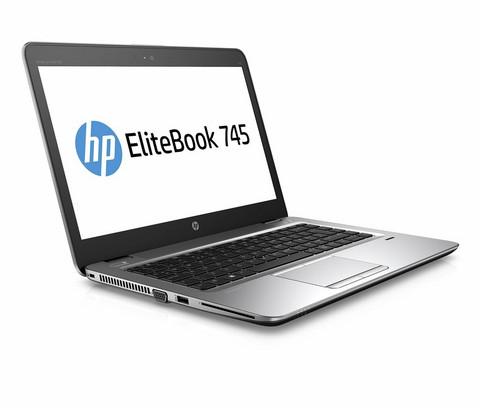 HP Elitebook 745 G3 AMD A12 8800B R7 2,1GHz 8/256 SSD Radeon R7/FHD