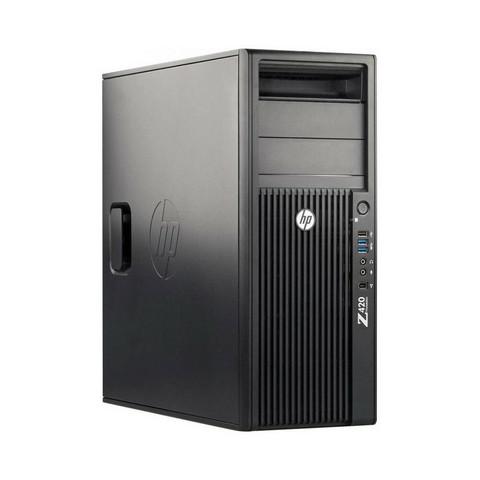 HP Z420 Workstation Intel Xeon E5 32/480 SSD + 1.0 Tb HDD/Nvidia