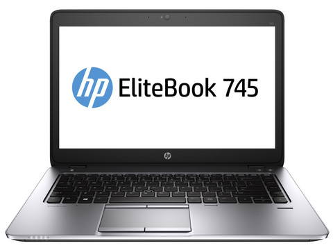 HP Elitebook 745 G2 AMD A8 8/128 SSD/FHD