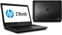 HP ZBook 15 G2 Mobile Workstation i7/8GB/256SSD/FHD/Nvidia tilaustuote