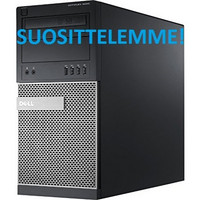 Dell Optiplex 9020 Tower i5/8GB/500GB/RX570(8GB)_tilaustuote