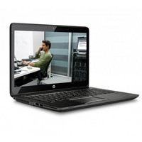 HP ZBook 14 Mobile Workstation i7/16GB/256SSD+320GB/FHD/AMD tilaustuote