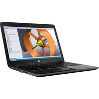 HP ZBook 14 Mobile Workstation i7/16GB/512SSD/FHD/AMD tilaustuote