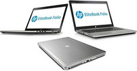 HP EliteBook Folio 9470m i5/8GB/240SSD+500GB/HD tilaustuote.