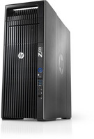 HP Z620 Workstation Intel Xeon E5/16Gb/240SSD + 2 kpl 1.0 Tb/Nvidia