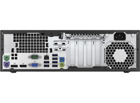 HP Elitedesk 800 G1 SFF i5/4GB/180SSD+500Gb/A