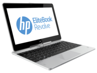 HP EliteBook Revolve 810 G2 Tablet i5/8GB/128 SSD/HD/uusi akku/A