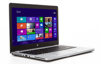 HP EliteBook Folio 9470m i5/8GB/250SSD/HD/uusi akku/B