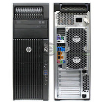 HP Z620 Workstation Intel Xeon E5/64GB/480SSD + 1.0 TB/Nvidia
