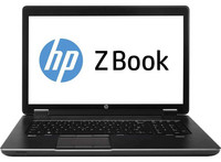 HP ZBook 17 G1 Mobile Workstation i7/16GB/240SSD/FHD/Nvidia/A.