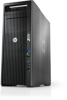 HP Z620 Workstation Intel Xeon E5/64Gb/240SSD + 2 kpl 1.0 Tb/Nvidia
