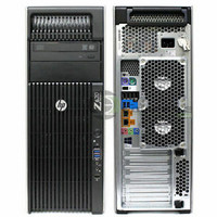 HP Z620 Workstation Intel Xeon E5 64Gb/480SSD + 1 kpl 1.0 Tb/Nvidia