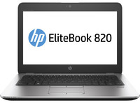 HP Elitebook 820 G3 i5 8GB/256SSD/kosketus FHD/A/ Pori