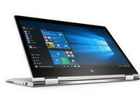 HP Elitebook x360 1030 G2 i 5 8GB/256 Gb NVMe/kosketus FHD/A