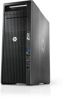 HP Z620 Workstation Intel Xeon E5 32Gb 240SSD + 1 kpl 1.0 Tb Nvidia