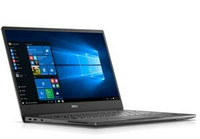 Dell Latitude 7370 Intel m5-6Y57 1.1 GHz FHD Touch 8/256 SSD Win 10 Pro - uusi akku/A.