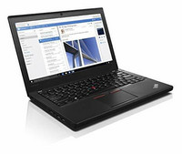 Lenovo ThinkPad X260 i5-6300U 2.4 GHz HD TN Win 10 Pro 8/256 SSD/A.