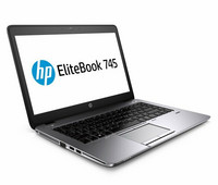 HP Elitebook 745 G2 AMD A8 Pro 8GB/128SSD/HD/Radeon R5