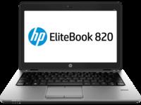 HP Elitebook 820 G1 i5 8GB/256 SSD/HD kosketusnäyttö..