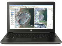 HP ZBook 15 G3 Mobile Workstation i7 16GB/256 SSD/FHD IPs/Nvidia