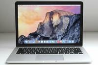 MacBook Pro i7 16GB/500 SSD/Retina nöyttö /B-Grade..