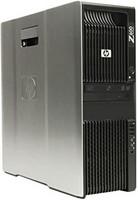 HP Z600 Workstation 1x Intel Xeon E5620  24/500 SSD