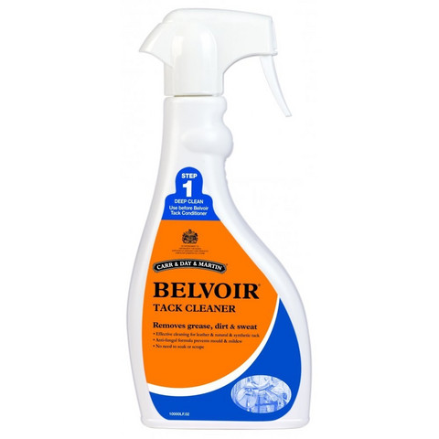 Belvoir tack soap spray