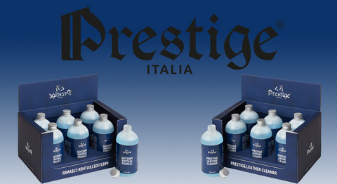 Prestige leather cleaner
