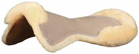 Acavallo therapeutic gel pad full eco-wool