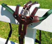 Amerigo Combination Breastplate -rintaremmi