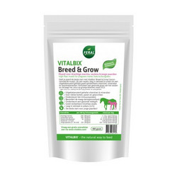 Näytepussi Vitalbix Breed & Grow 400g