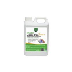 Vitalbix Linseed Oil + Vitamin E 2L
