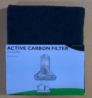 Leikattava liesituulettimen aktiivihiilisuodatin