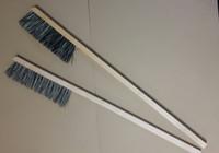 Patteriharja, suora, pituus n.60cm