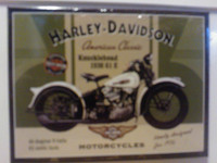 Magneetti Harley-Davidson 1