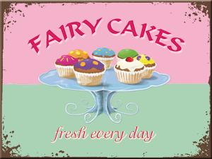 Magneetti Fairy Cakes