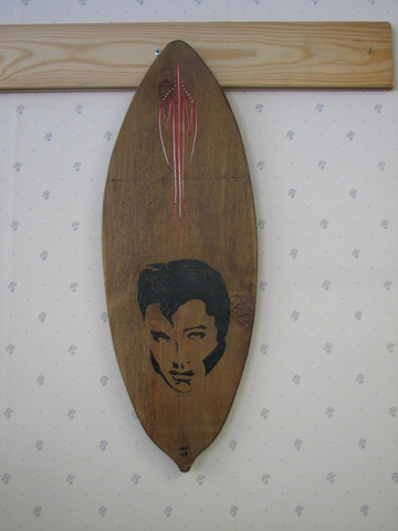 Surflauta Elvis