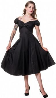Dolores Doll Classic musta mekko