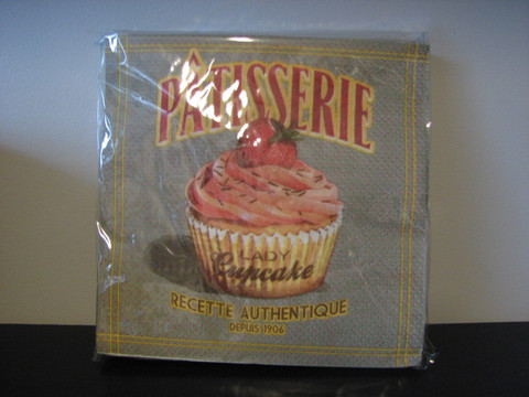 Servetti Lady Cupcake