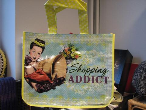 Ostoskassi Shopping Addict