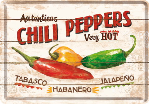 Magneetti Chili Peppers