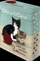 Säilytyspurkki XL Cats And Kittens