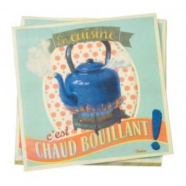 Servetti Chaud Bouillant