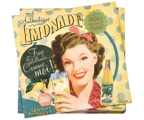 Servetti Limonade