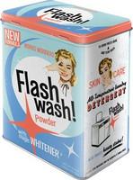 Säilytyspurkki L Flash Wash