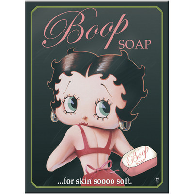 Magneetti Boop Soap