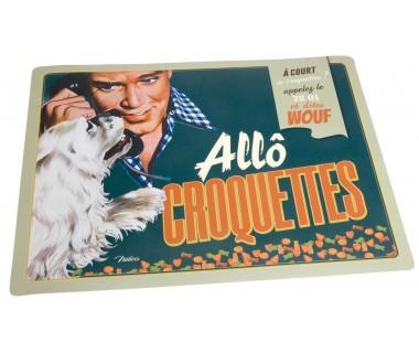 Ruokailualusta koiralle Allo Croquettes