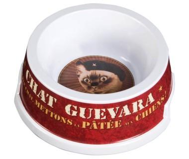 Ruokakulho kissalle Chat Guevara