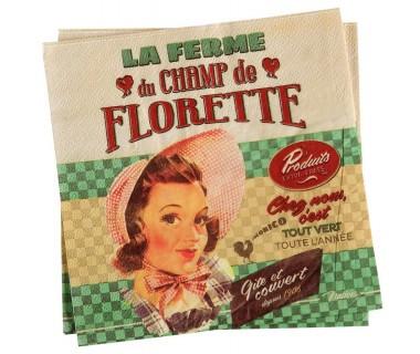 Servetti Florette
