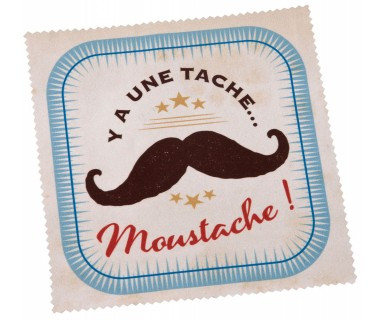 Mikrokuituliina Moustache